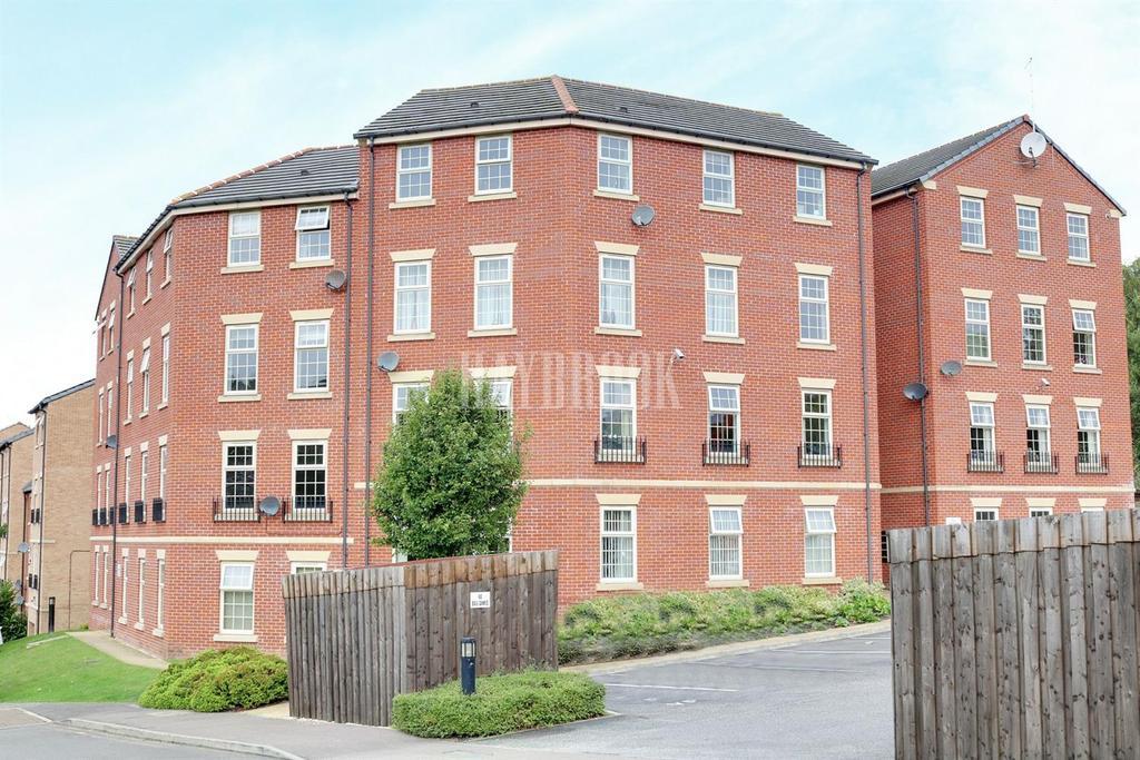 2 Bedrooms Flat for sale in Barnsbridge Grove, Barnsley