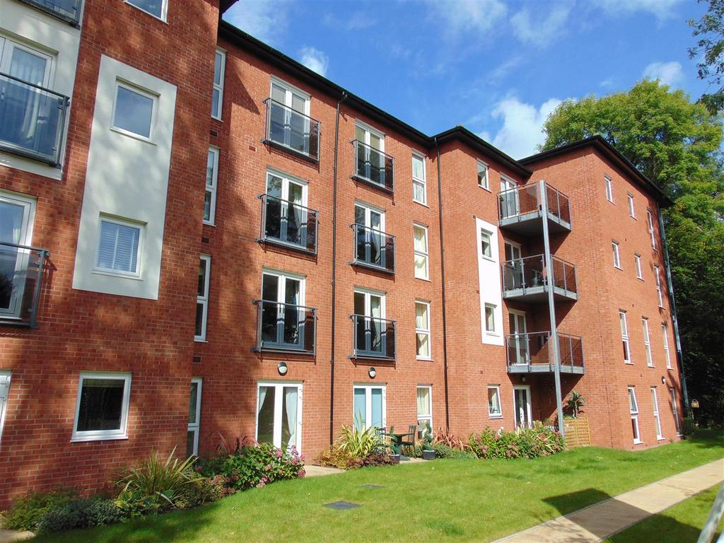 2 Bedrooms Retirement Property for sale in 43 Broadway North, Walsall