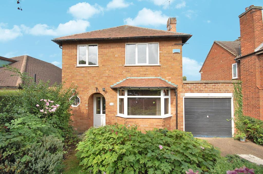 3 Bedrooms Detached House for sale in Johns Road, Radclife on Trent, Nottinghamshire