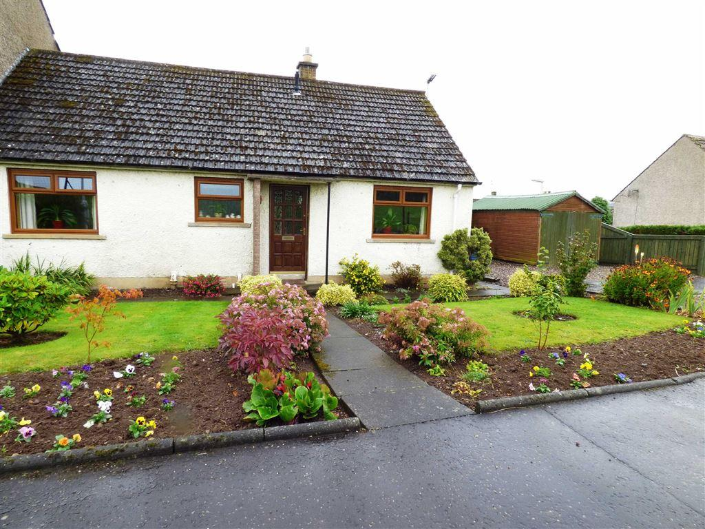 2 Bedrooms Semi Detached House for sale in Straiton Terrace, Balmullo, Fife