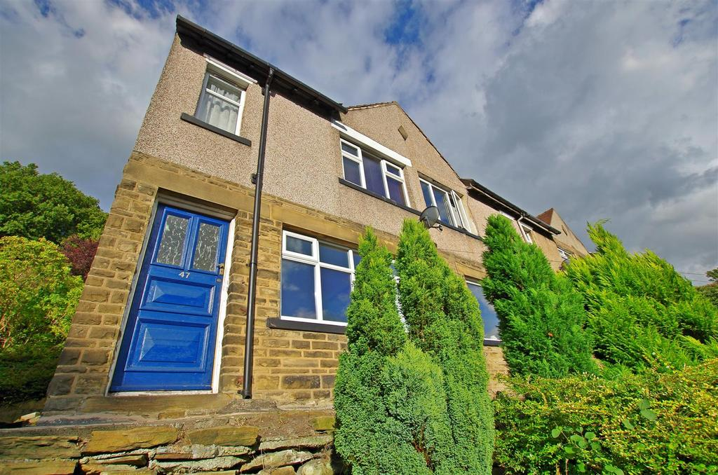 2 Bedrooms Town House for sale in Park Terrace, Stump Cross, Halifax