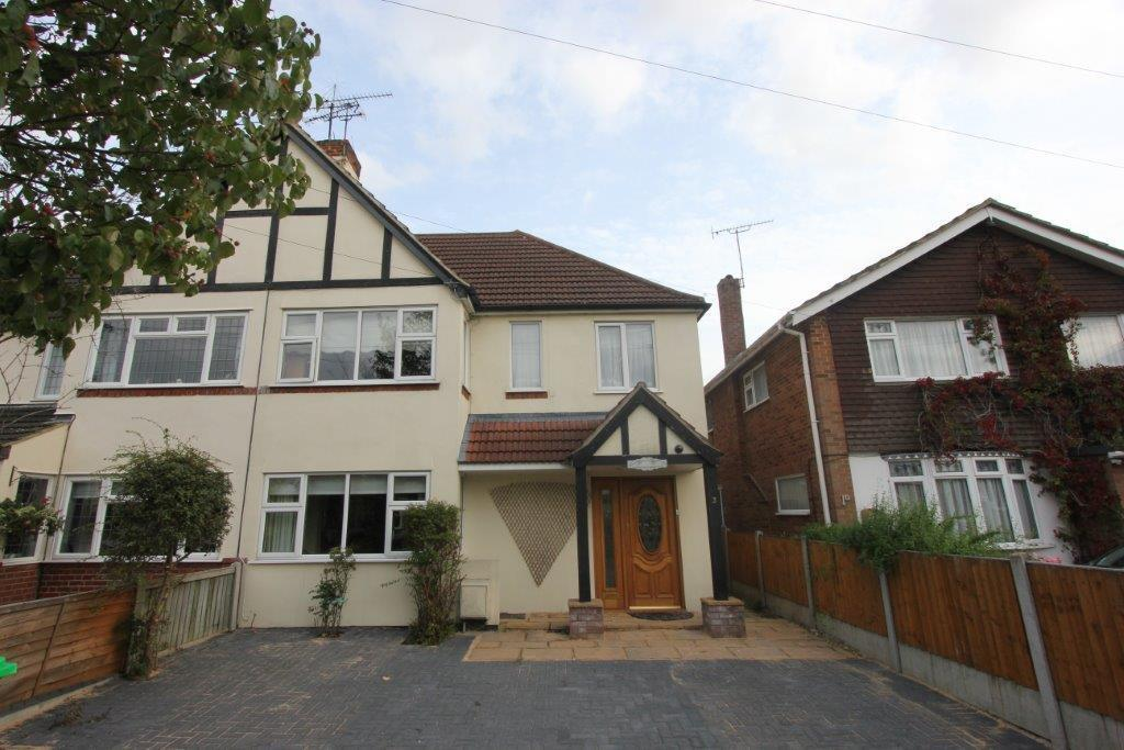 5 Bedrooms Semi Detached House for sale in Oakwood Avenue, Hutton, Brentwood