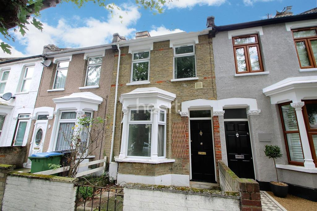 2 Bedrooms Terraced House for sale in Trumpington Road, Forest Gate, London, E7