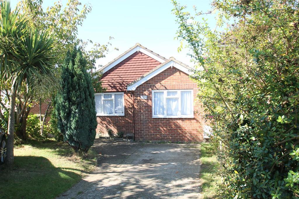 2 Bedrooms Bungalow for sale in Lunsford Lane, Larkfield, Aylesford