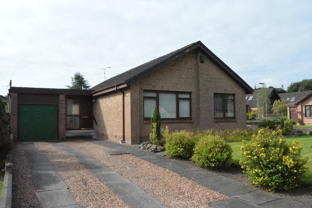 3 Bedrooms Bungalow for sale in St Johns Grove, Stoneywood, Falkirk, FK6 5HQ