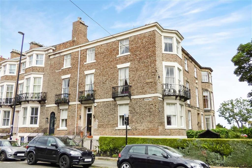 3 Bedrooms Flat for sale in Colbeck Terrace, Tynemouth