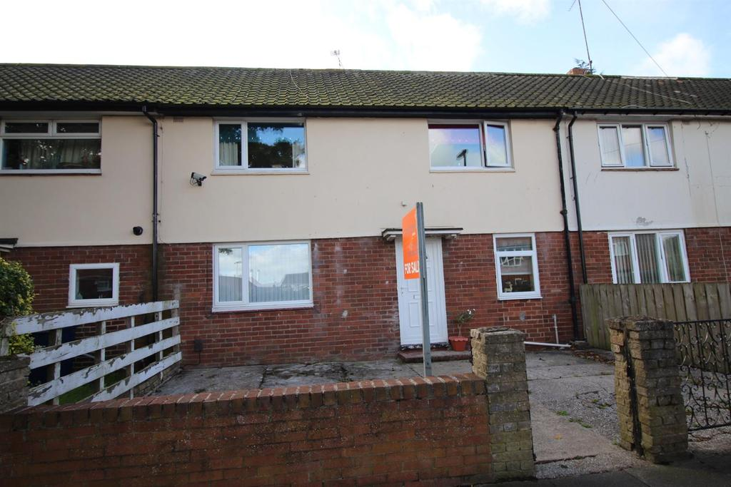 3 Bedrooms Terraced House for sale in Apsley Crescent, Newcastle Upon Tyne