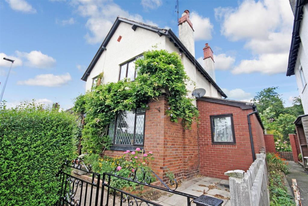 4 Bedrooms Detached House for sale in Wats Drive, Oswestry