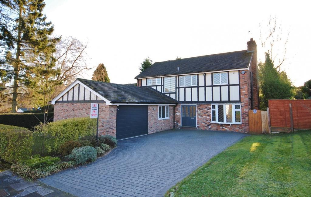 4 Bedrooms Detached House for sale in Murrayfield, Prestbury