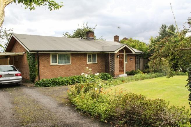2 Bedrooms Detached Bungalow for sale in Fairfield, Audmore, Gnosall, Staffordshire, ST20 0HF