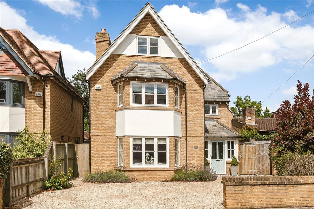 5 Bedrooms Detached House for sale in Davenant Road, Oxford, Oxfordshire, OX2