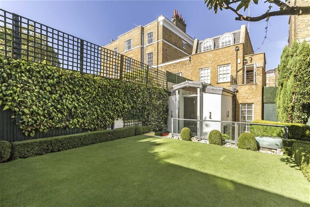 4 Bedrooms House for sale in Marlborough Place, St John's Wood, London, NW8
