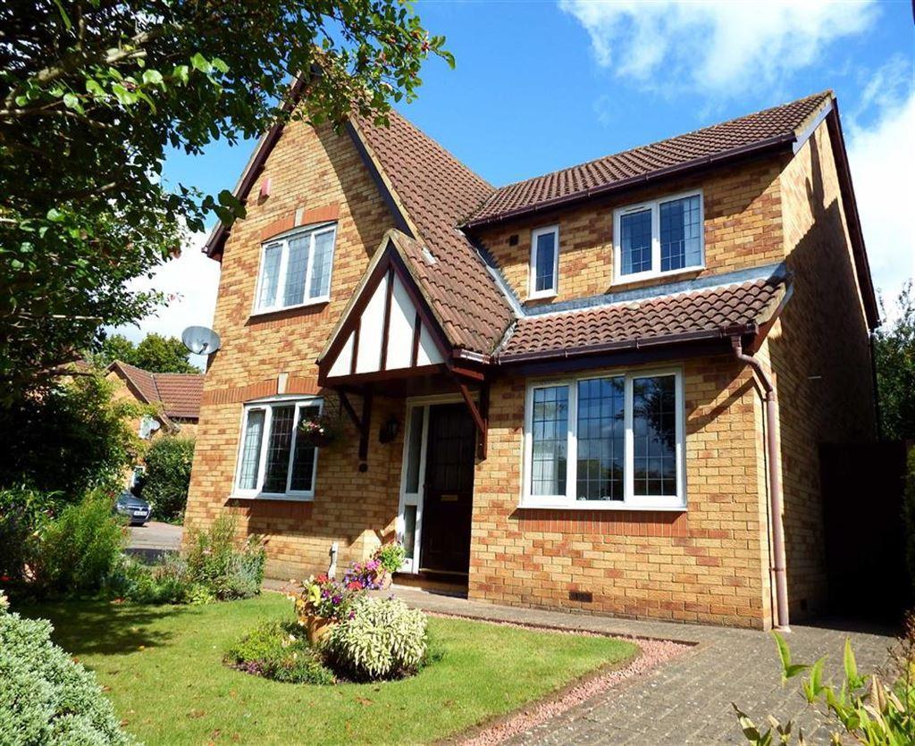 4 Bedrooms Detached House for sale in Gordian Way, Stevenage, Hertfordshire, SG2