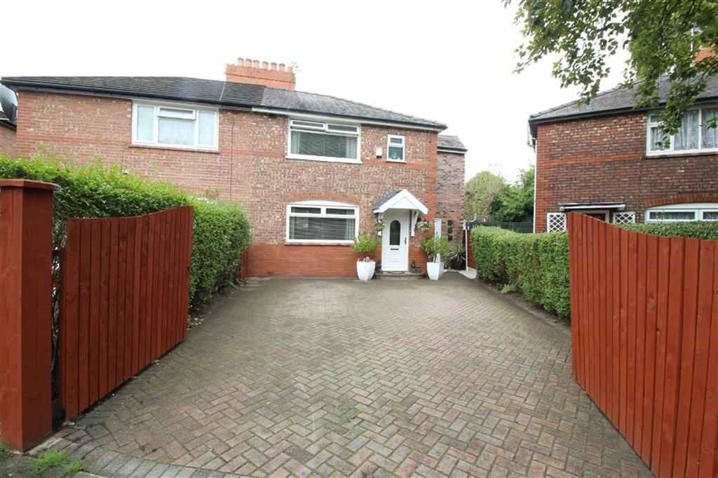 4 Bedrooms Semi Detached House for sale in Cundiff Road, Chorlton