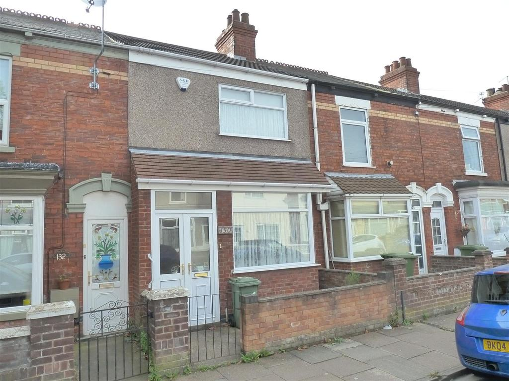 2 Bedrooms Terraced House for sale in Fairmont Road, Grimsby