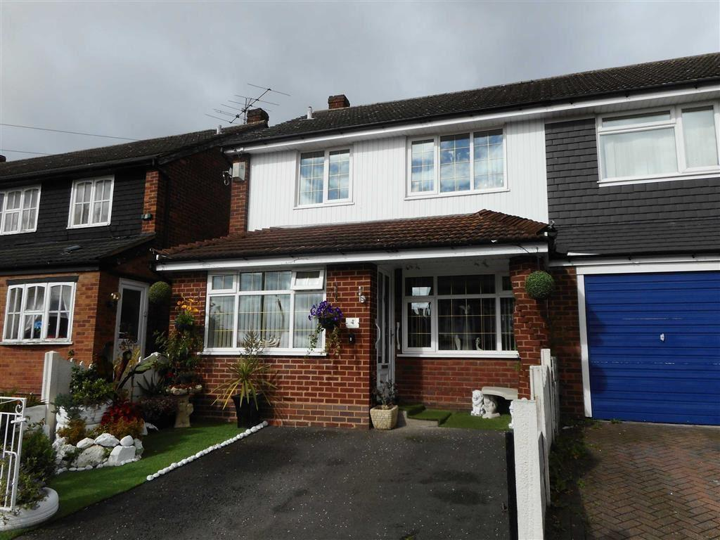 3 Bedrooms Semi Detached House for sale in Harden Close, Walsall