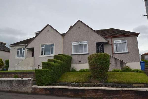 2 Bedrooms Semi Detached Bungalow for sale in 44 Woodside Avenue, Rutherglen, Glasgow, G73 3JG