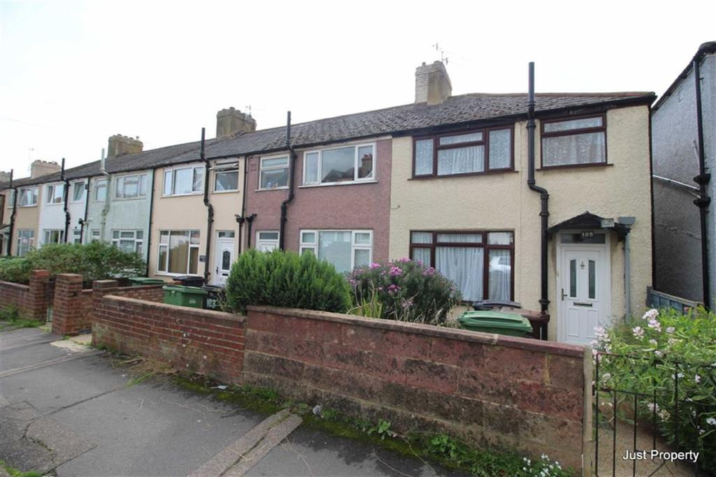 3 Bedrooms Terraced House for sale in Victoria Avenue, Hastings