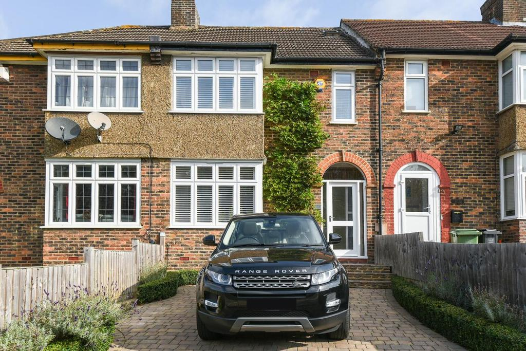 4 Bedrooms Terraced House for sale in South Park Crescent, Catford