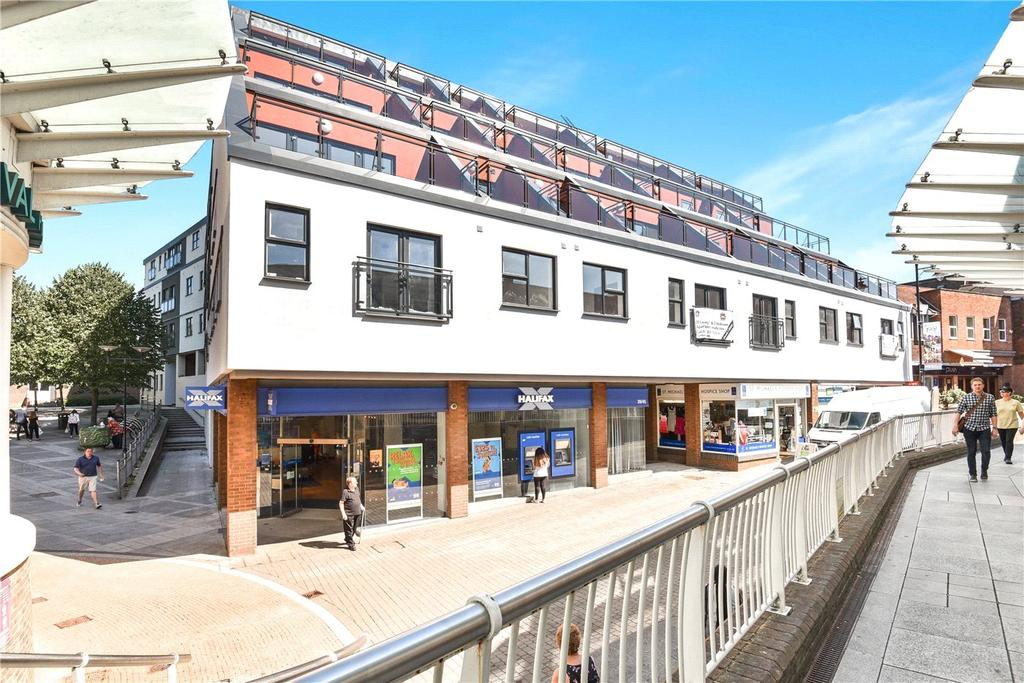 2 Bedrooms Flat for sale in Festival Apartments, Wote Street, Basingstoke, RG21