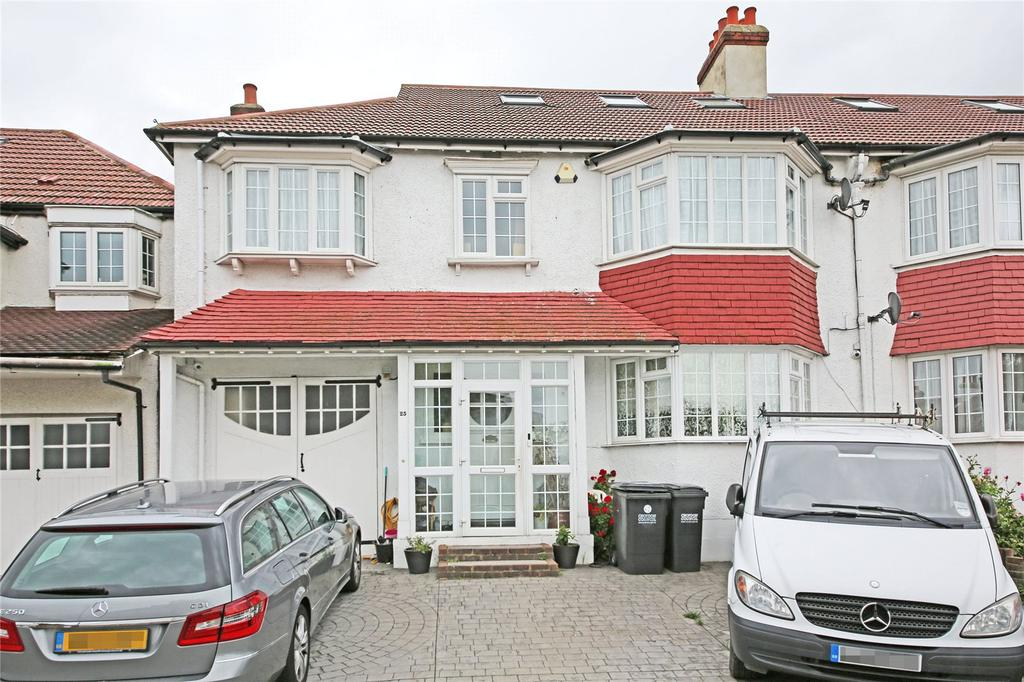 7 Bedrooms Semi Detached House for sale in The Chase, Norbury, SW16