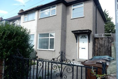 3 bedroom end of terrace house to rent - Orchard Road, Dagenham RM10