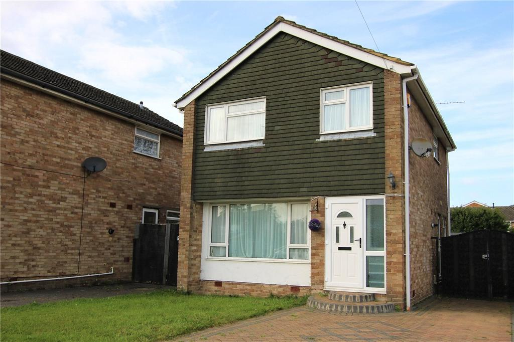 3 Bedrooms Detached House for sale in Dee Road, Tilehurst, Reading, Berkshire, RG30