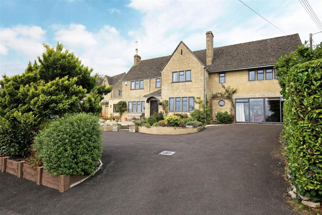 3 Bedrooms Detached House for sale in The Highlands, Painswick, Stroud