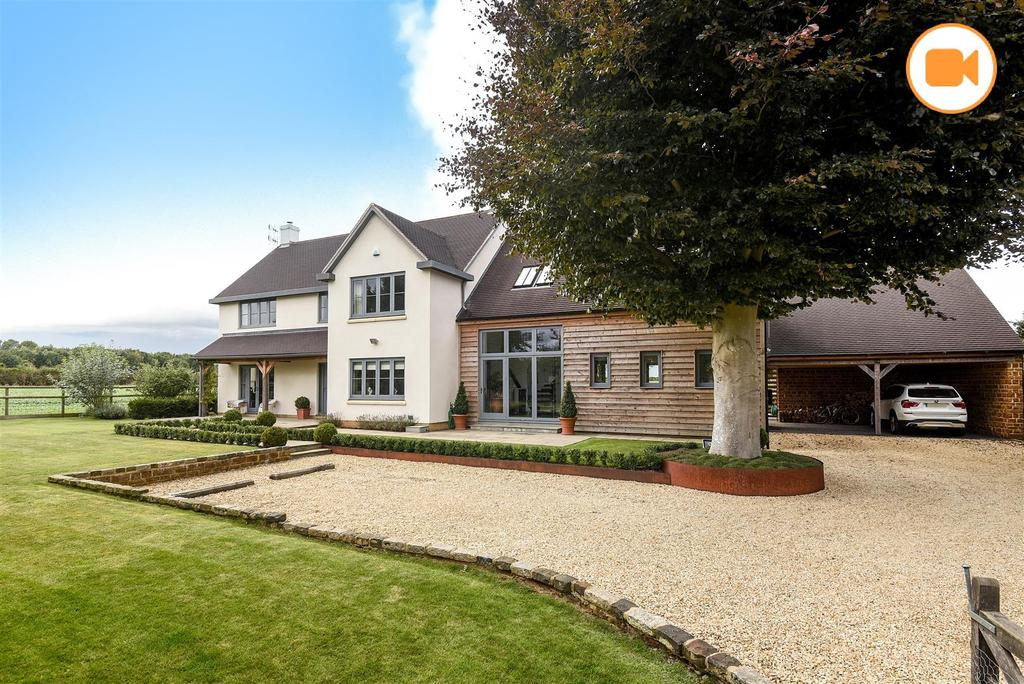 5 Bedrooms Detached House for sale in Deddington, North Oxfordshire