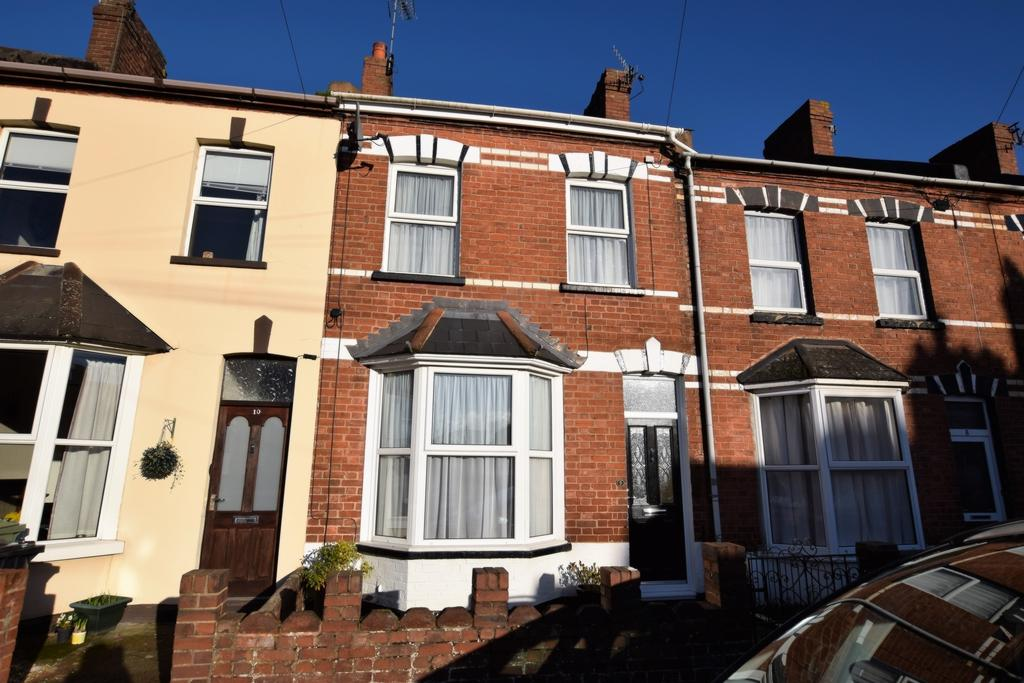 4 Bedrooms House for sale in Albion Street, St Thomas, EX4