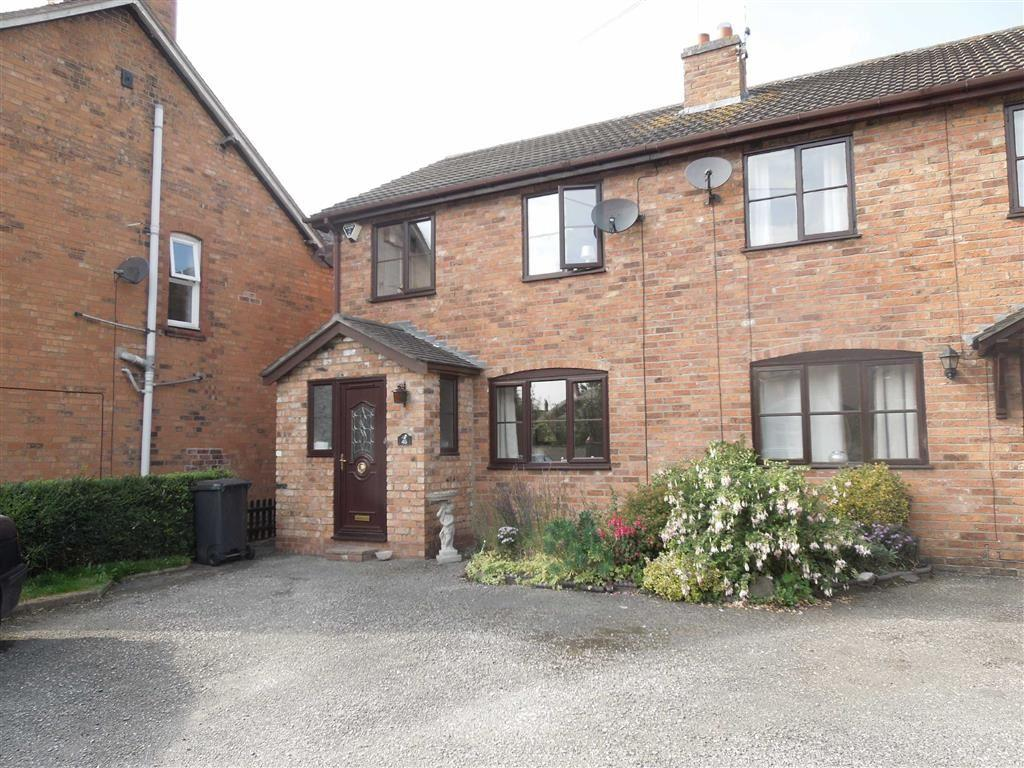 3 Bedrooms Semi Detached House for sale in Talbot Street, Whitchurch, SY13