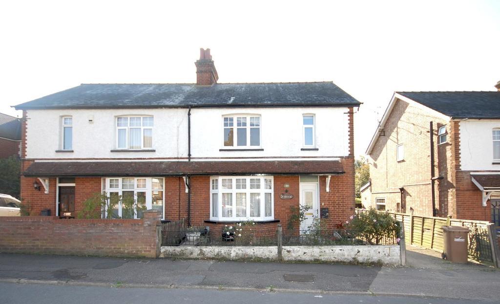 3 Bedrooms Semi Detached House for sale in Weston Road, Stevenage