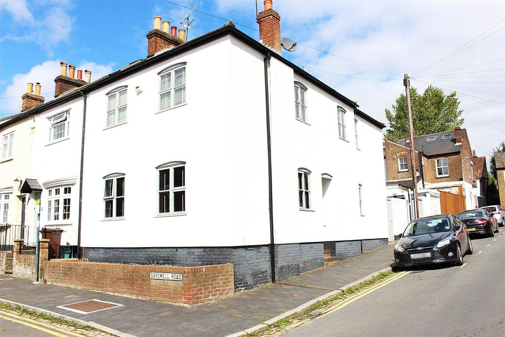 4 Bedrooms Semi Detached House for sale in Bardwell Road, St. Albans