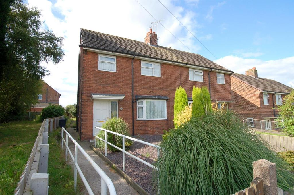 3 Bedrooms Semi Detached House for sale in Vernon Avenue, Audley