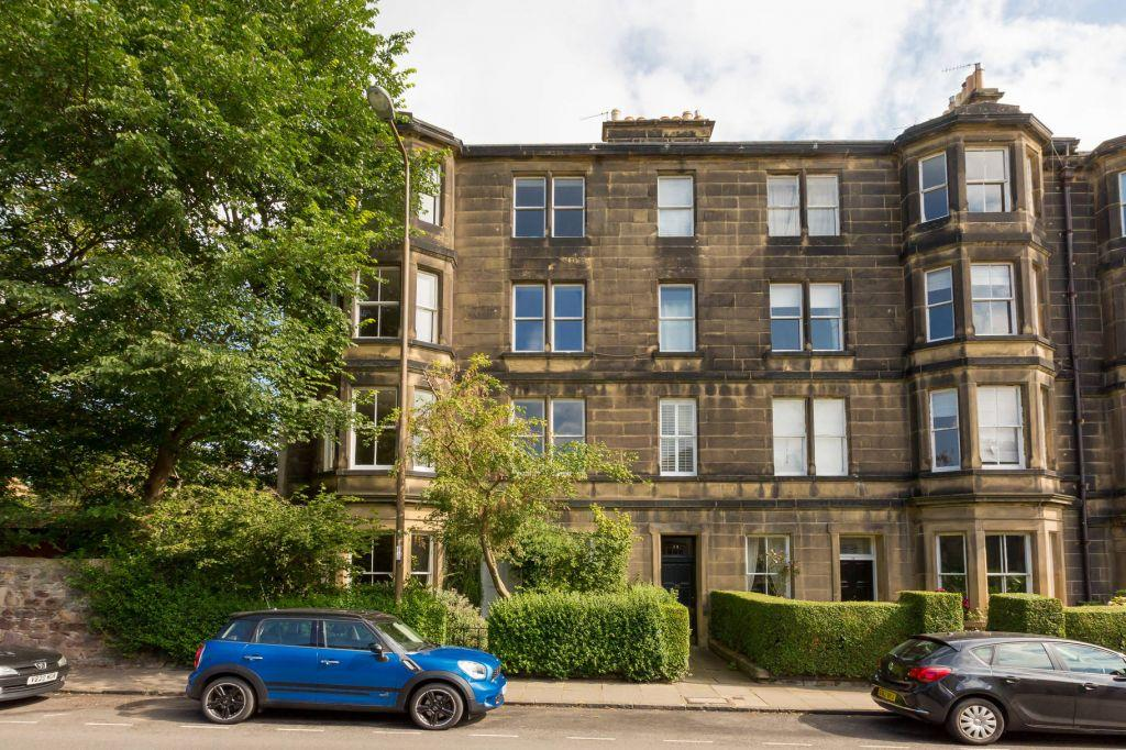 3 Bedrooms Flat for sale in 76/1 Inverleith Row, Inverleith, Edinburgh, EH3 5LT