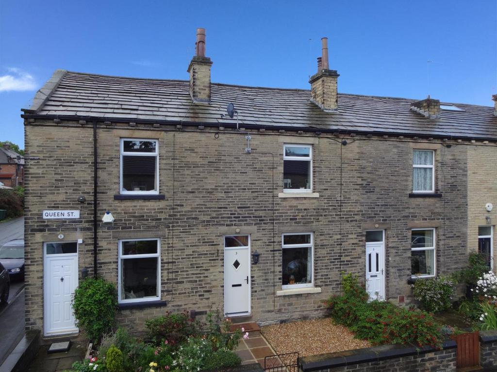 2 Bedrooms Terraced House for sale in Queen Street, Greengates