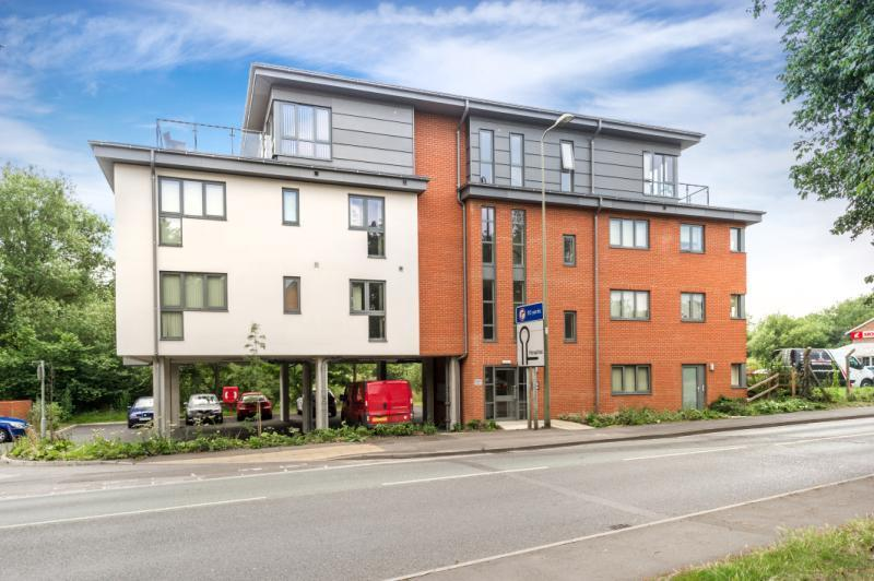 1 Bedroom Apartment Flat for sale in Henry Liddon Court, Marcham Road, Abingdon