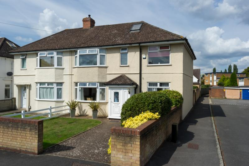 4 Bedrooms Semi Detached House for sale in Beechey Avenue, Marston, Oxford, Oxfordshire