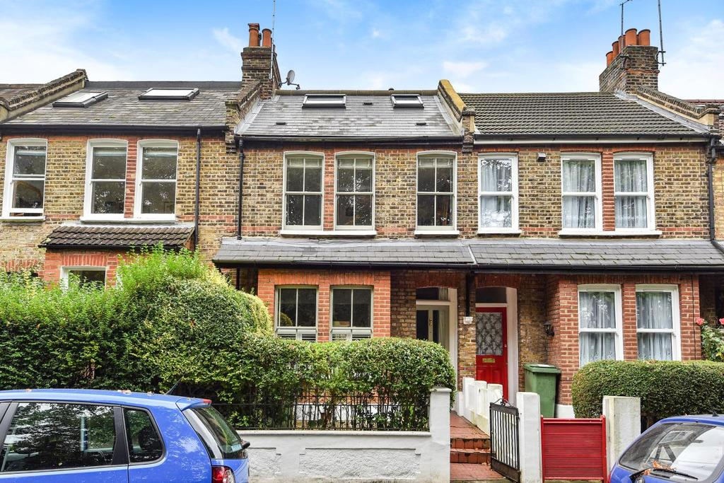 4 Bedrooms Terraced House for sale in Ivy Road, Brockley
