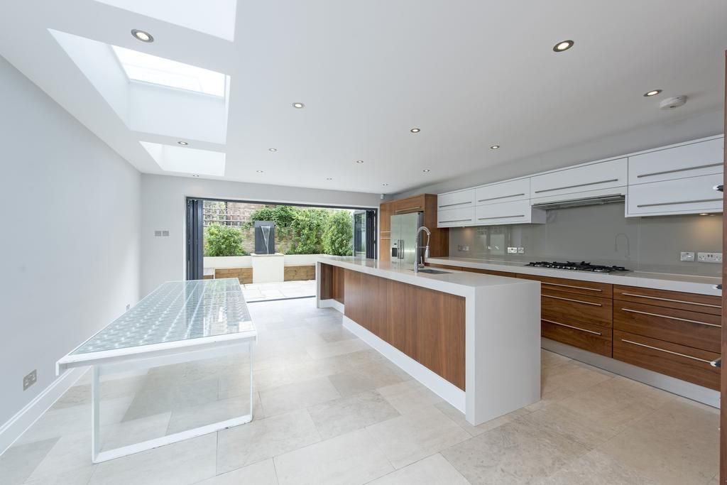 6 Bedrooms Terraced House for sale in Warriner Gardens, SW11