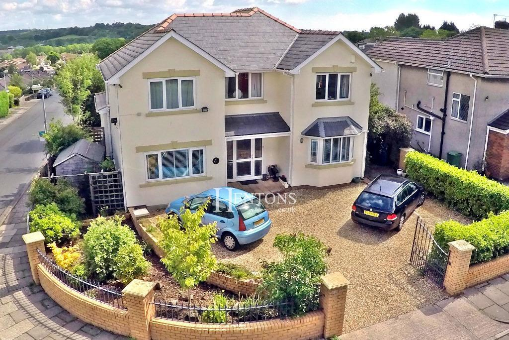 5 Bedrooms Detached House for sale in Blackoak Road, Cyncoed, Cardiff