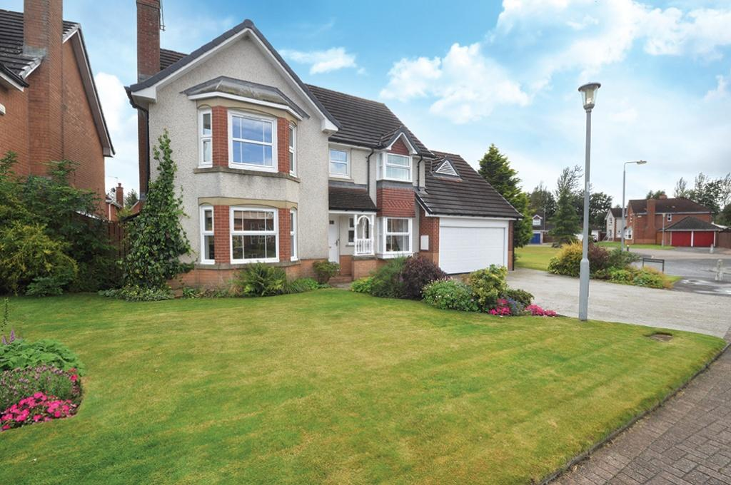 4 Bedrooms Detached Villa House for sale in 2 Craigievar Place, Newton Mearns, G77 6YE