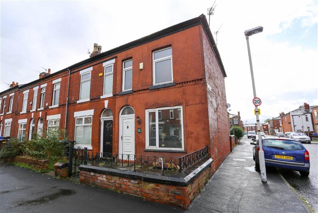 2 Bedrooms End Of Terrace House for sale in Chatham Street, Edgeley, Stockport
