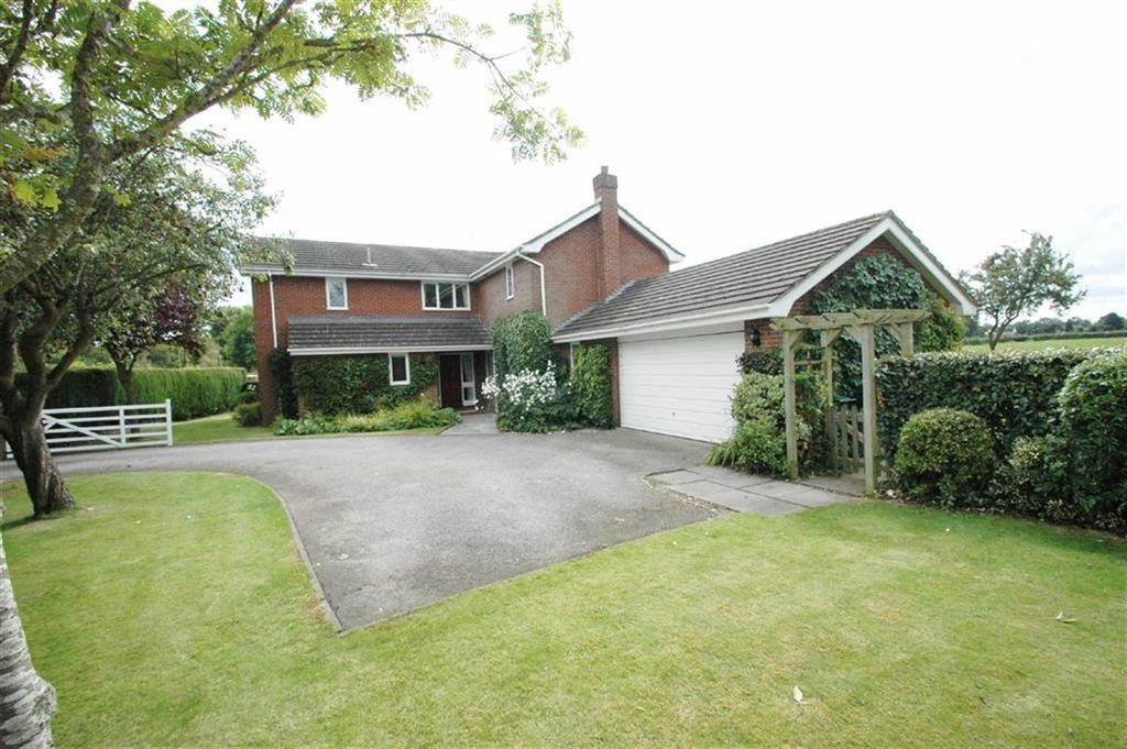4 Bedrooms Detached House for sale in Grove Road, Mollington, Chester