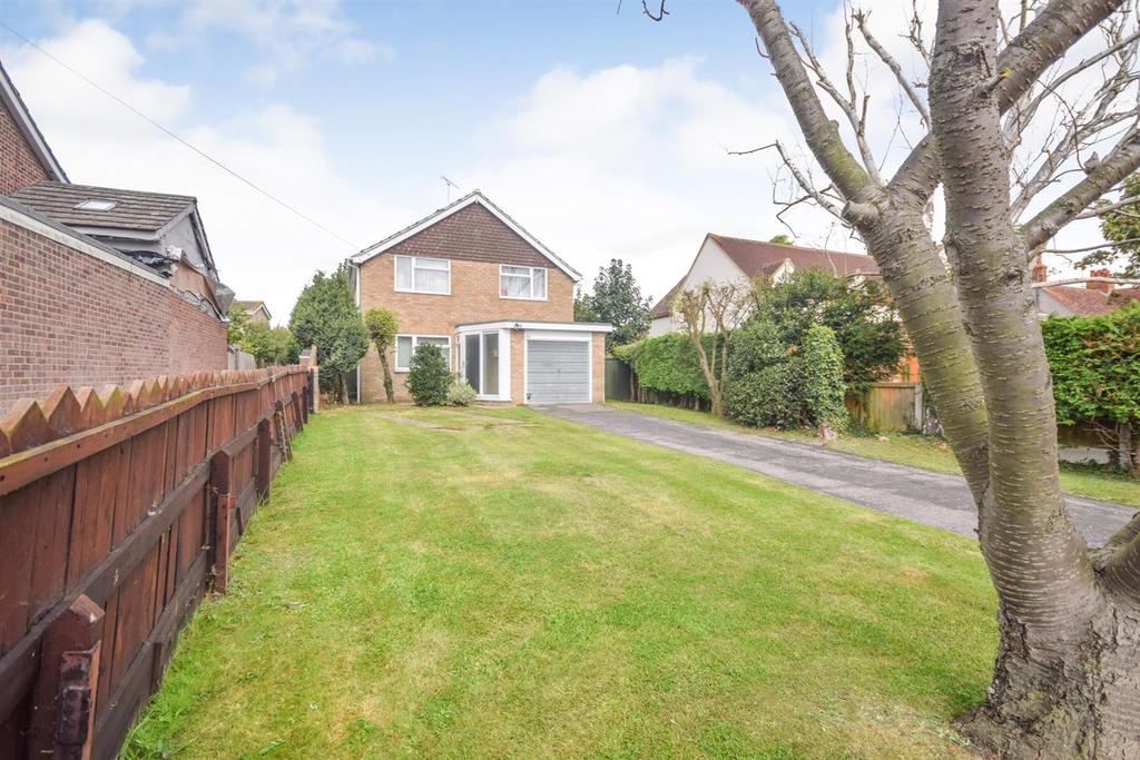 4 Bedrooms Detached House for sale in Rectory Road, Tiptree