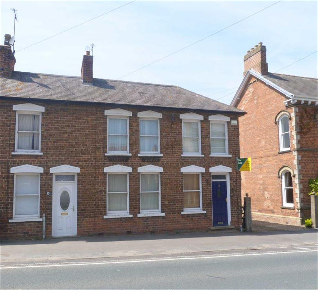 3 Bedrooms End Of Terrace House for sale in Market Place, South Cave