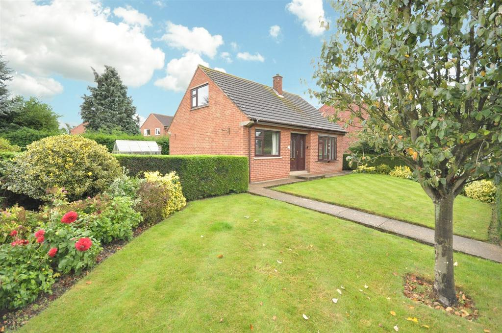 3 Bedrooms Detached Bungalow for sale in Pinfold Lane, Bottesford, Nottingham