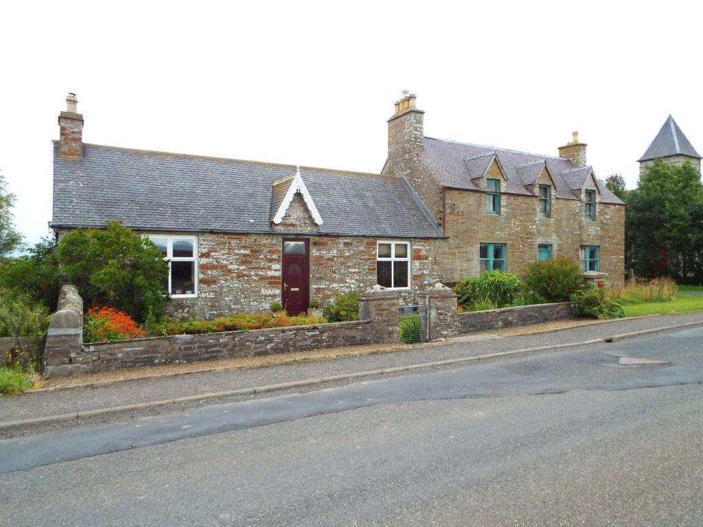 3 Bedrooms Cottage House for sale in Woodcote Cottage, Halkirk