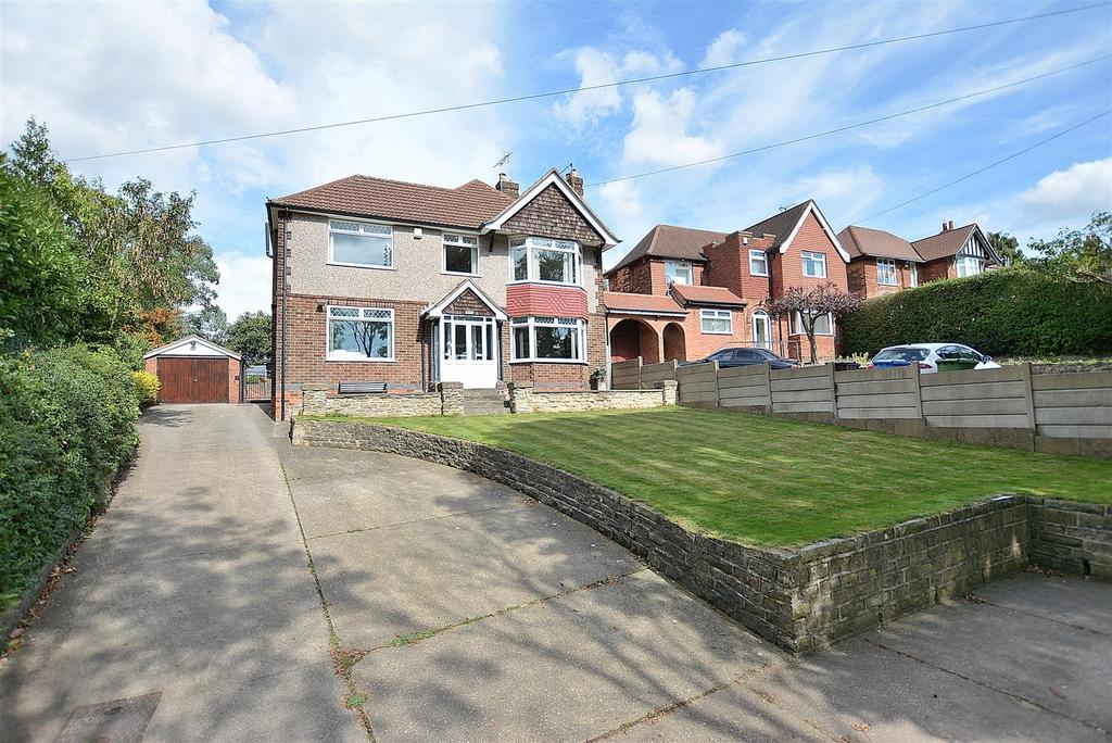 3 Bedrooms Detached House for sale in Berry Hill Lane, Mansfield