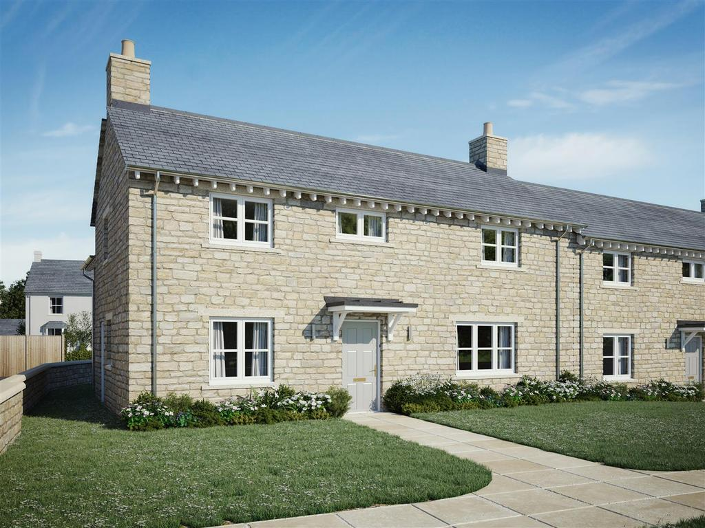 3 Bedrooms Semi Detached House for sale in Pooles Lane, Charlbury,